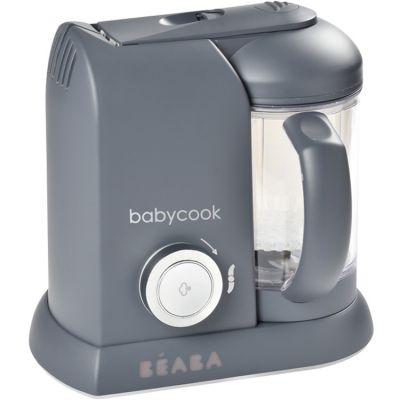 Robot cuiseur Babycook Solo gris foncé  par Béaba