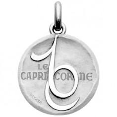 Médaille symbole Capricorne (argent 925°)