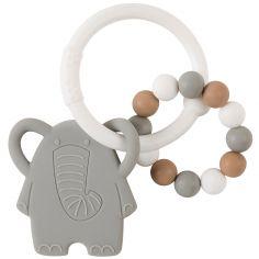 Anneau de dentition en silicone Eléphant