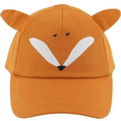Casquette enfant renard Mr. Fox (5-7 ans)  par Trixie