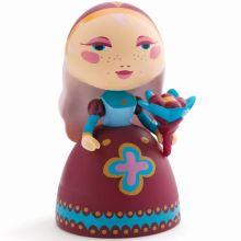 Poupée de plastique Princesse Anouchka (11 cm)  par Djeco