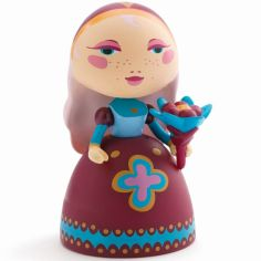 Poupée de plastique Princesse Anouchka (11 cm)
