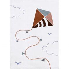 Tapis rectangulaire Cerf Volant (100 x 150 cm)