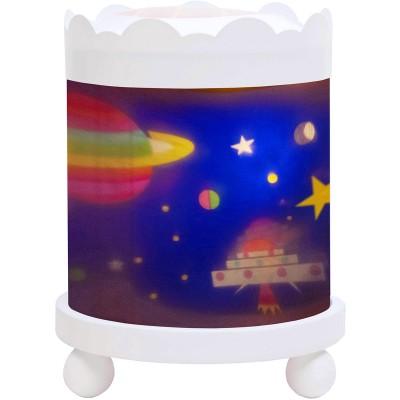 Manège lanterne Espace blanc  par Trousselier