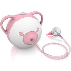 Nosiboo Pro aspirateur nasal rose