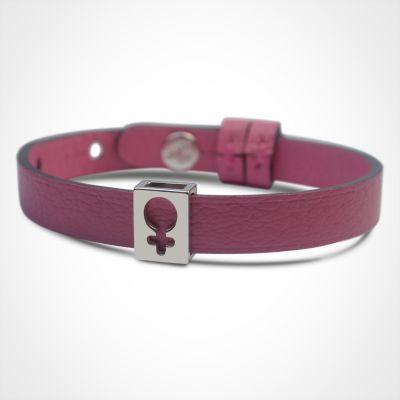 Bracelet Lovely simple personnalisable (argent 925°)  par Mikado