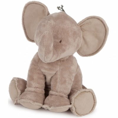Peluche Ferdinand l'éléphant taupe (35 cm) Tartine et Chocolat