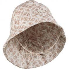 Chapeau bébé anti-UV Sweet Date (0-6 mois)