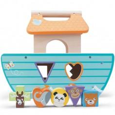 Boîte à formes Arche pour animaux