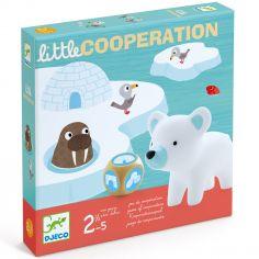Jeu de coopération Banquise Little cooperation