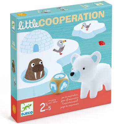 Jeu de coopération Banquise Little cooperation  par Djeco