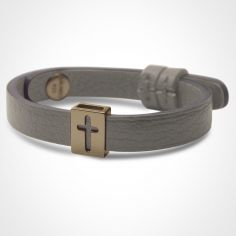 Bracelet Hallelujah simple (or jaune 750°)