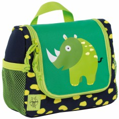 Trousse de toilette Wildlife Rhino