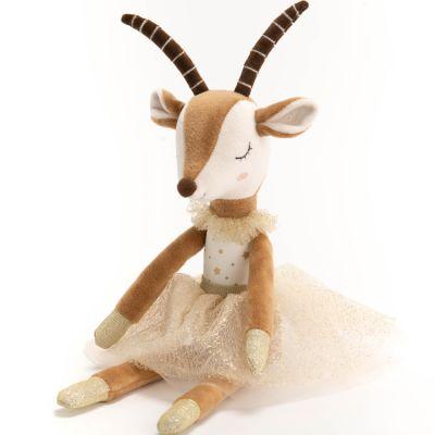 Peluche Isabelle la gazelle (47 cm)  par Amadeus Les Petits