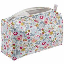 Trousse de toilette Liberty Betsy  par Luciole et Cie