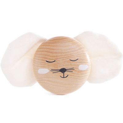 Patère en bois Mouse souris  par Nobodinoz