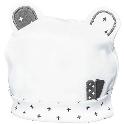 Bonnet de naissance Chao Chao  par Sauthon