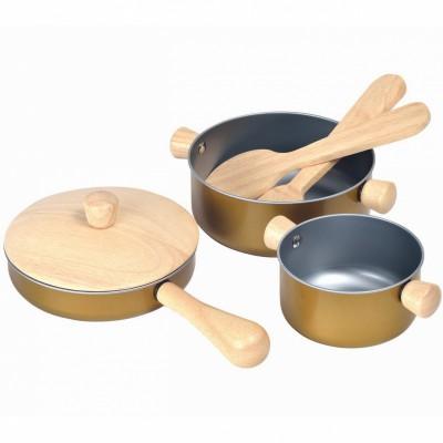 Ustensiles de cuisine  par Plan Toys
