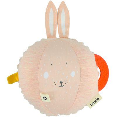 Balle d'activités lapin Mrs. Rabbit  par Trixie