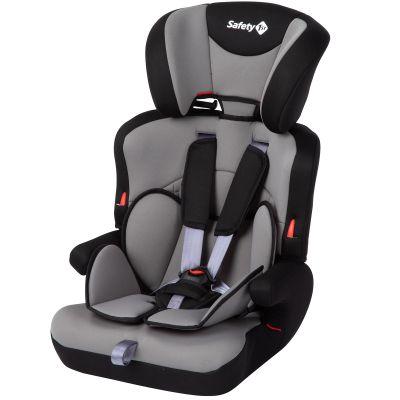 Siège auto Ever Safe+ Groupe 1/2/3 Hot grey Safety 1st