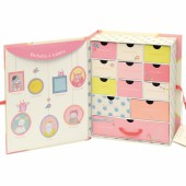 Coffret naissance Mademoiselle et Ribambelle - Moulin Roty