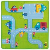 Tapis Traffico (133cm x 133cm) - Haba
