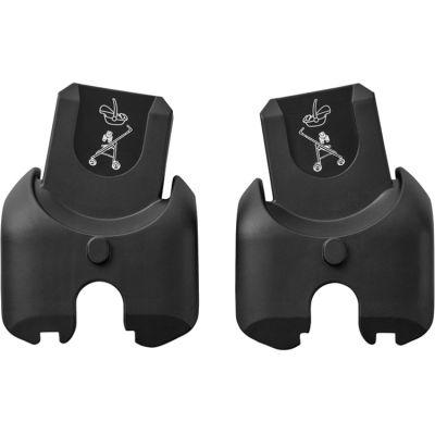 Adaptateurs cosi pour poussette noirs (nouvelle version)  par Maxi-Cosi