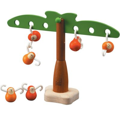Singes équilibrants Plan Toys
