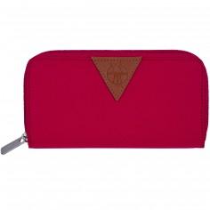 Portefeuille Glam Signature rouge