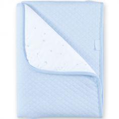 Couverture Kilty bleu clair (75 x 100 cm)