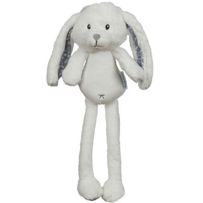 Peluche lapin Adventure blue (40 cm) Little Dutch