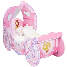 Lit enfant P'tit Bed Disney Princesses (70 x 140 cm)