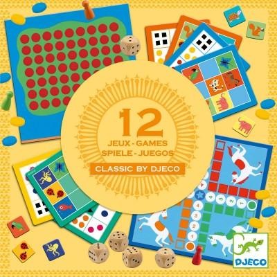 Boîte de jeux Classic  par Djeco