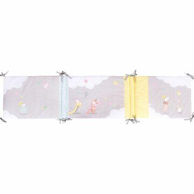 Tour de lit Les Petits dodos (pour lits 60 x 120 cm ou 70 x 140 cm)  par Moulin Roty