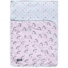 Serviette de bain Racoon Pink (100 x 75 cm)