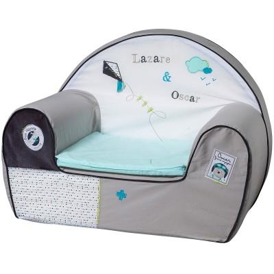 fauteuil club lazare sauthon baby d co berceau magique. Black Bedroom Furniture Sets. Home Design Ideas