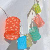 Guirlande lumineuse lampion Summer - Mimi'lou