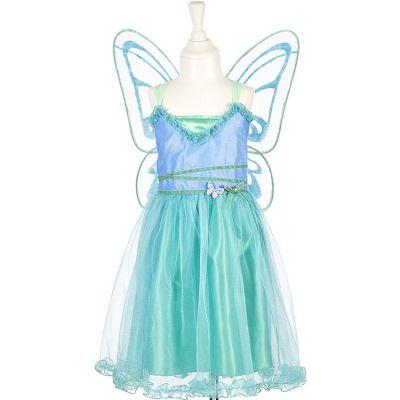 Déguisement de fée turquoise Jaelyn (5-7 ans)  par Souza For Kids