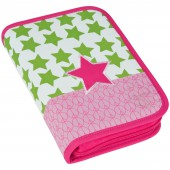 Pochette plate crayons Starlight girl - Lässig