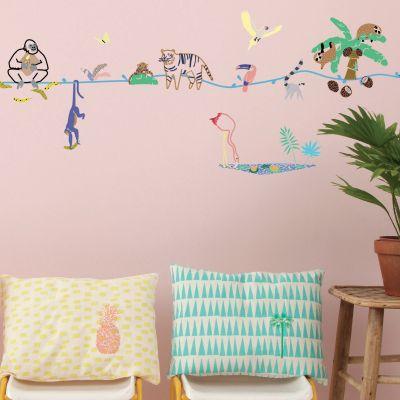 Frise murale Wild (5 m)  par Mimi'lou