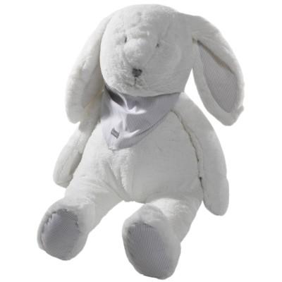 Peluche Mr Martin le lapin Blanc (35 cm) Absorba
