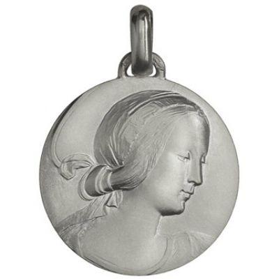 Médaille Vierge de Milan (argent 950°)  par Monnaie de Paris