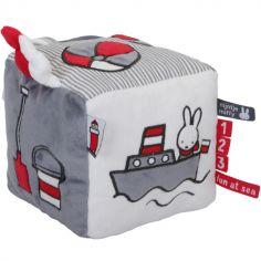 Cube d'activités Miffy Beach