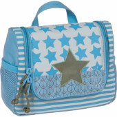 Mini trousse de toilette Starlight bleue - Lässig