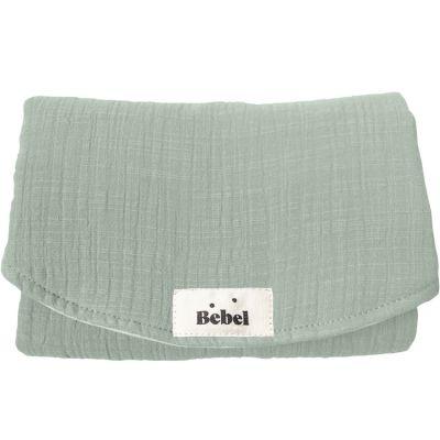 Mini tapis à langer lagon Comme un bonbon  par BEBEL