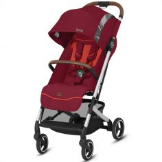 Poussette citadine Qbit+ Rose Red Fashion Edition