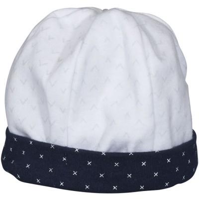 Bonnet de naissance Hello  par Sauthon