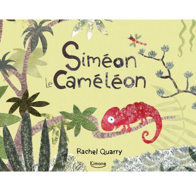 Livre Siméon le Caméléon  par Editions Kimane
