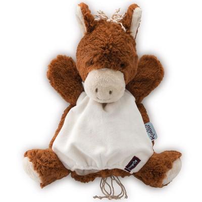 Doudou marionnette Les amis Mocha le cheval (30 cm) Kaloo