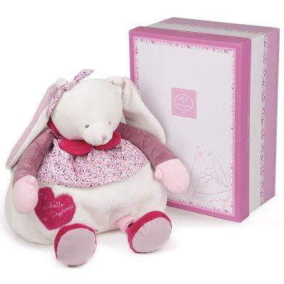 Range pyjama Cerise rose (50 cm) Doudou et Compagnie